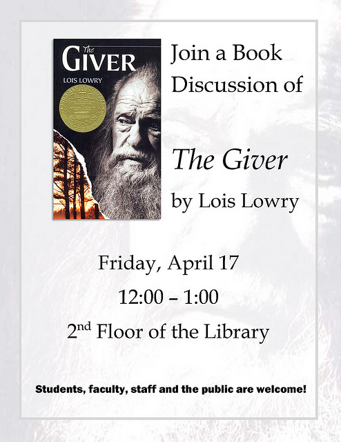 Bringing it Back: The Giver